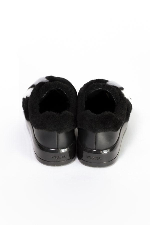 Кроссовки женские Prada