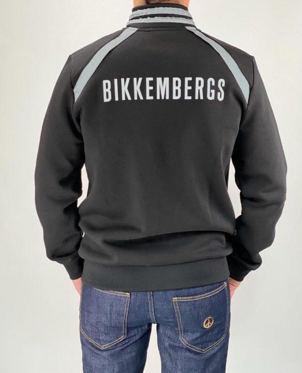 Толстовка Dirk Bikkembergs мужская черная