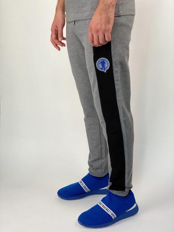 Спортивные мужские штаны Bikkembergs серые