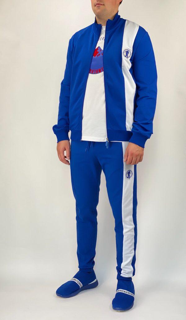 Спортивная кофта мужская Dirk Bikkembergs