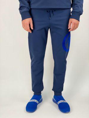 Спортивные мужские штаны Bikkembergs синие