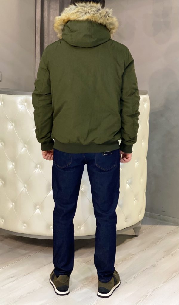 Куртка мужская утепленная Tommy Hilfiger