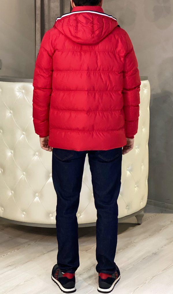 куртка пуховик мужской Tommy Hilfiger