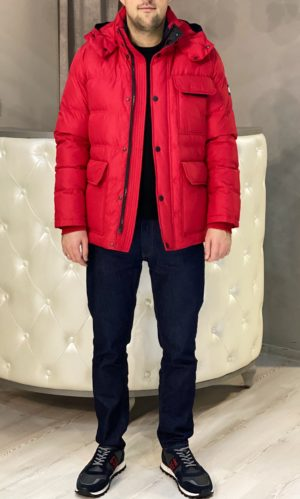 куртка-пуховик мужской Tommy Hilfiger