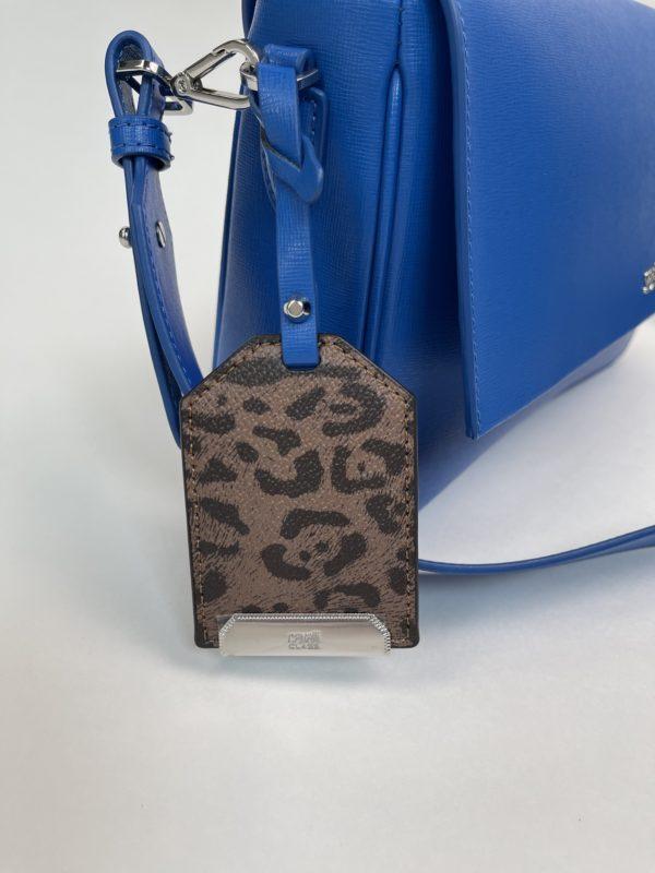 Синяя женская Сумка Cavalli Class