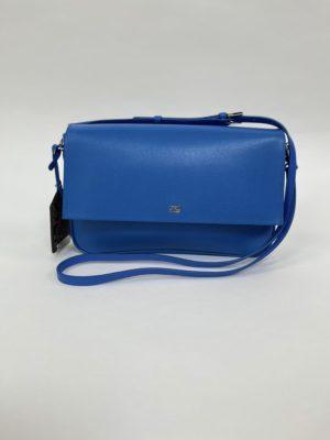 Синяя женская Сумка Cavalli Class вид спереди