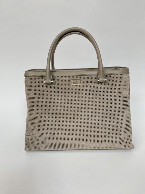 Cavalli Class сумка с перфорацией женская вид спереди