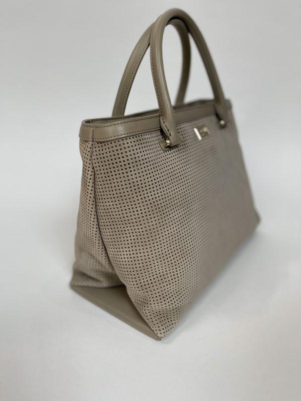 Cavalli Class сумка с перфорацией женская вид сбоку