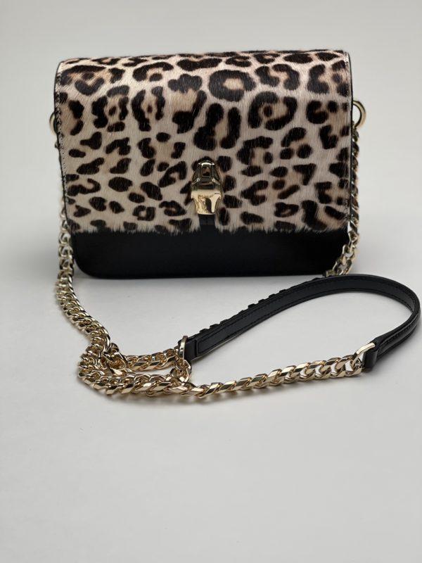 Сумка Cavalli Class женская - цвет светлый леопард