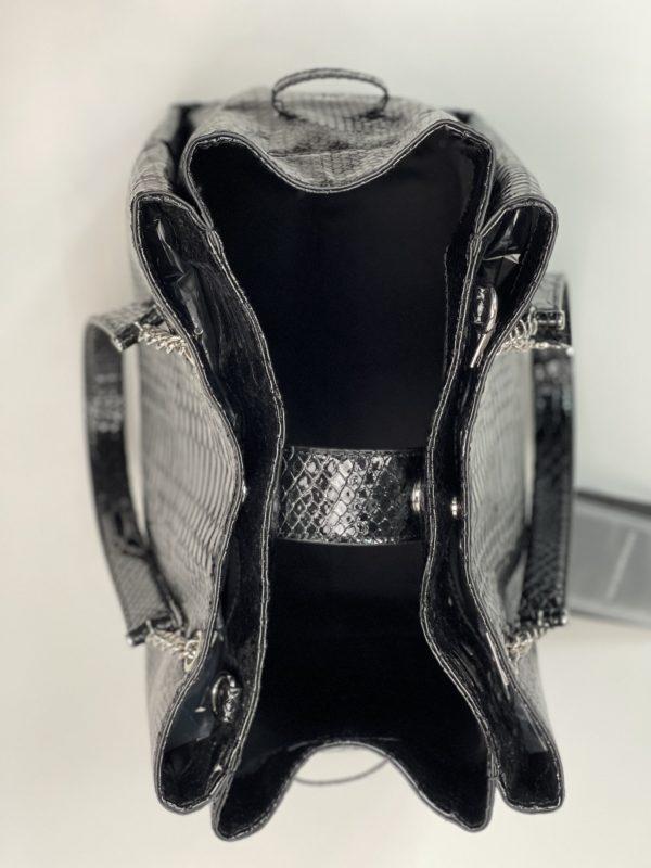 Сумка Emporio Armani женская черная