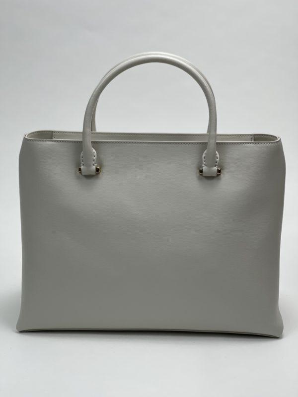 Сумка Cavalli Class женская мелового серо-белого цвета